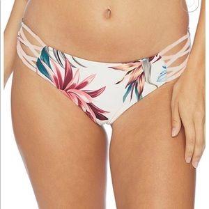 Splendid Off Tropic High Leg Bikini Bottom